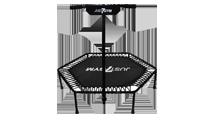 trampolina-z-uchwytem